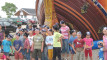 Kinder Piratenfest Sehlendorfer Strand