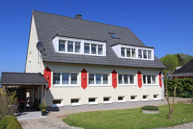 ferienanlage seestern in sehlendorf an der ostsee. Black Bedroom Furniture Sets. Home Design Ideas